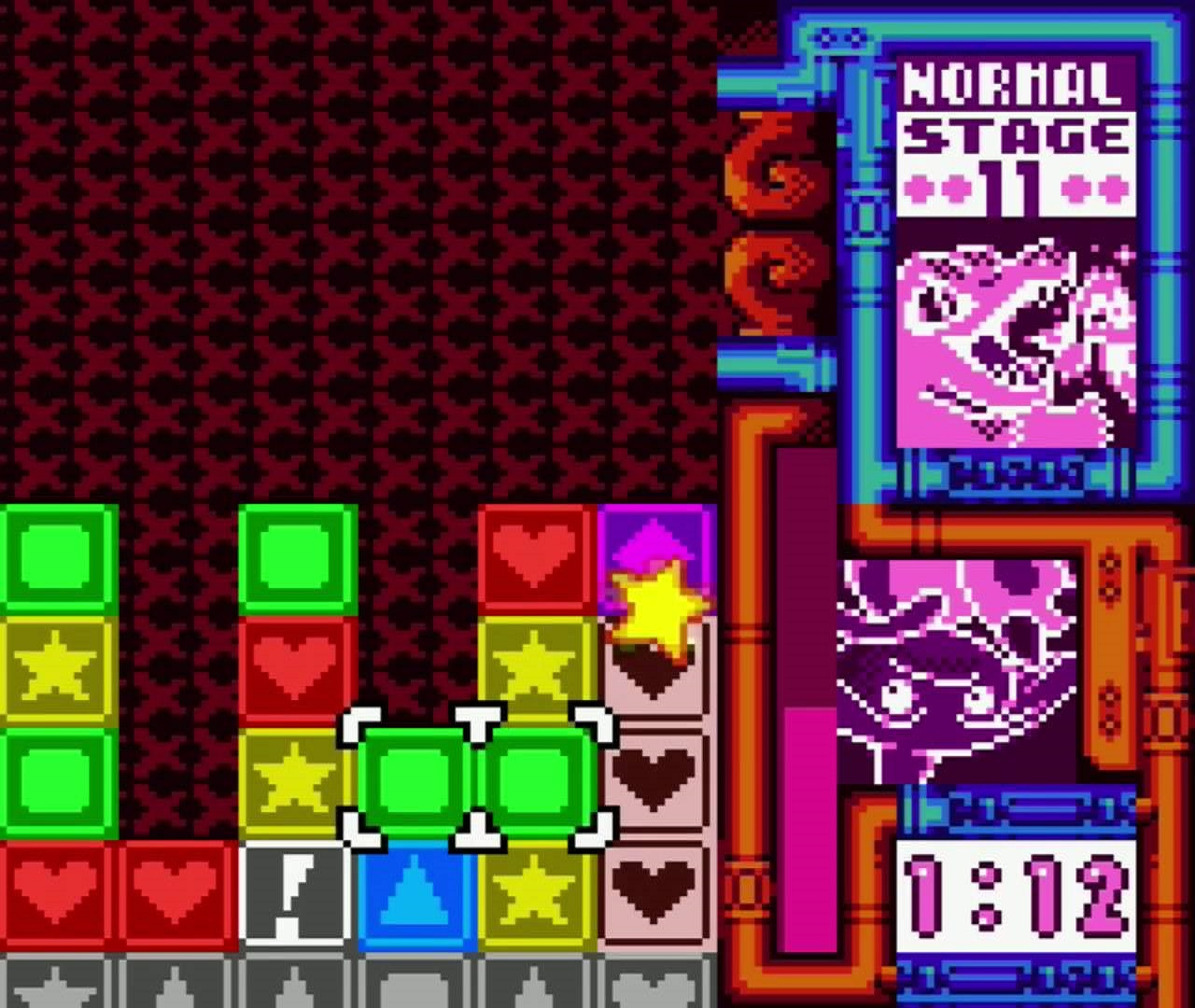 Pokemon Puzzle Challenge Screenshot