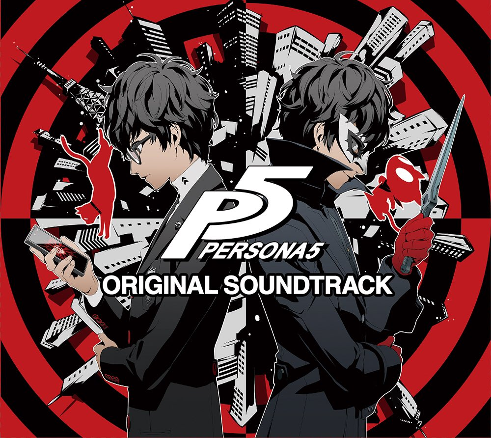 Persona 5 Soundtrack OST