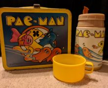 Vintage Pac-Man Lunch Box | Toybox Spotlight
