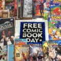 The Joy of Free Comic Book Day