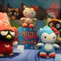 The Sonic the Hedgehog X Hello Kitty Collaboration   Toybox Spotlight