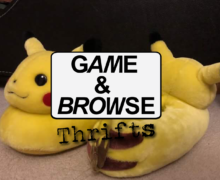Thrifting Blog: Issue 8