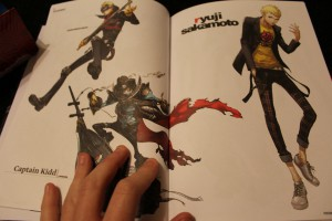 Hardcover Art Book