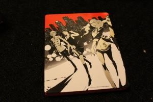 Backside of Steelbook